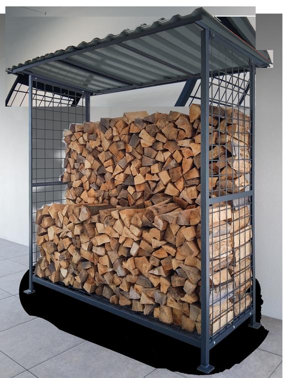 Prístrešok na palivové drevo ULOŽDREVO